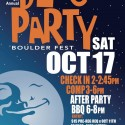 4th Annual BLOC party boulderingFEST+BBQ